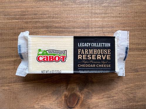 Cabot Farmhouse Reserve Cheddar