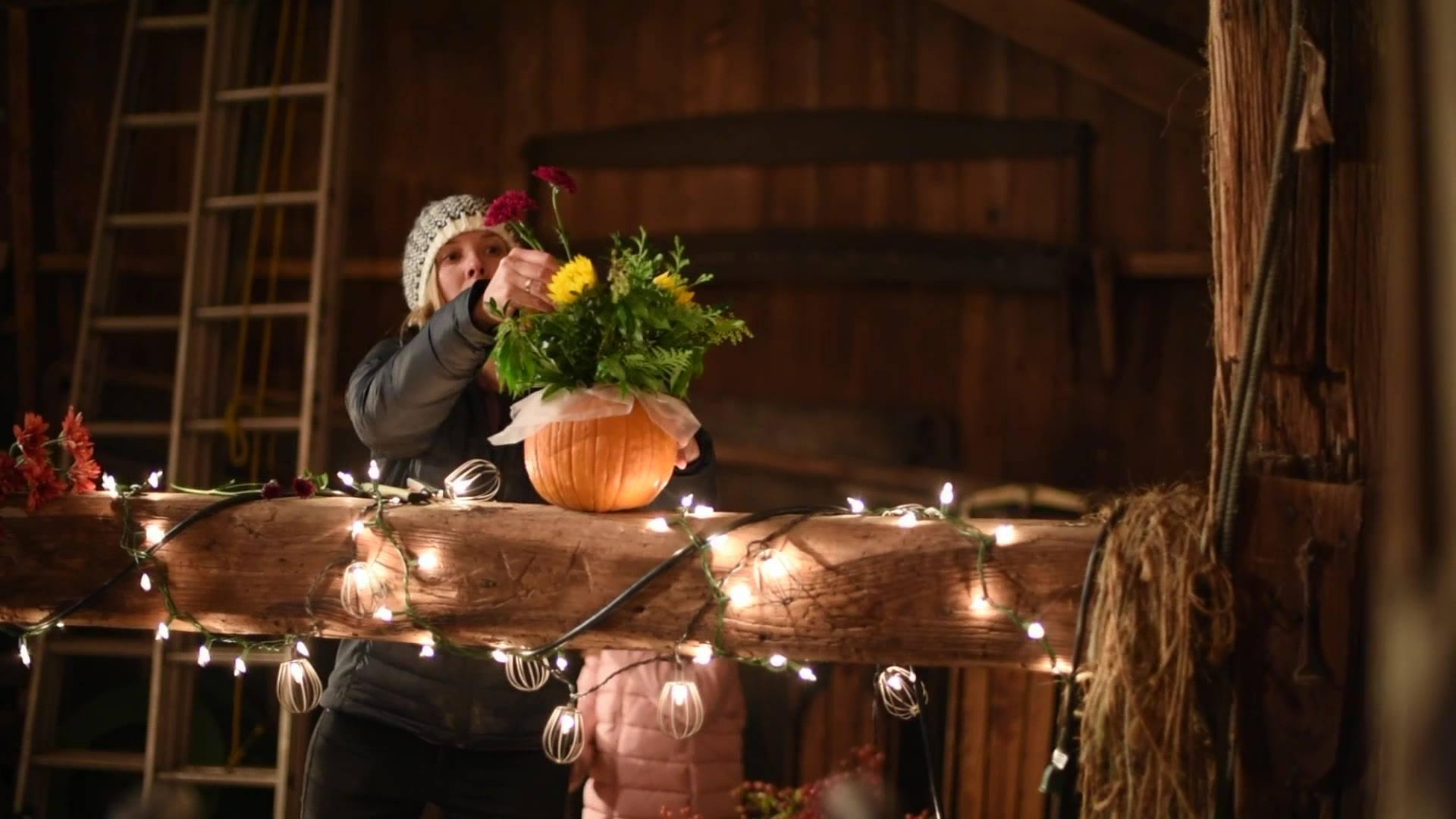 Thanksgiving Centerpiece Workshop