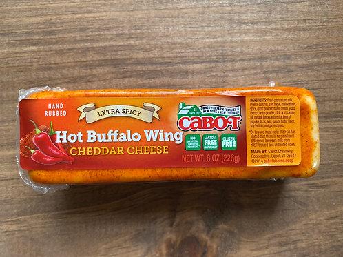 Cabot Hot Buffalo Wing Cheddar