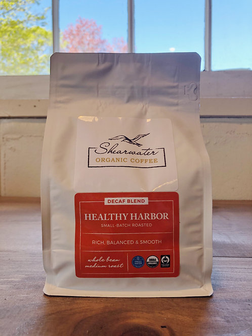 Healthy Harbor Decaf (Whole Bean)