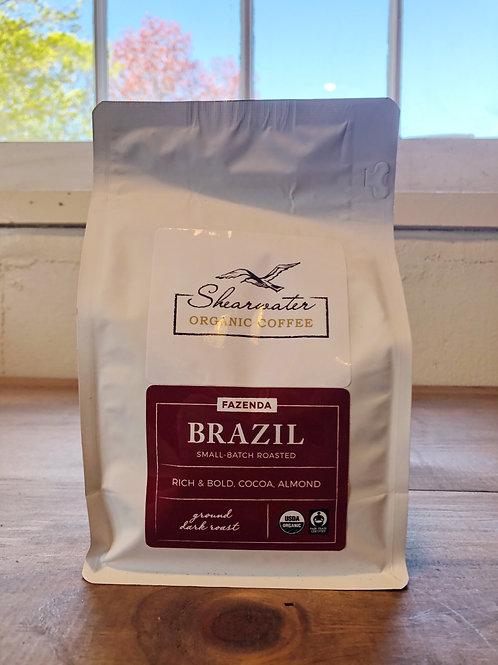 Brazil Fazenda (Whole Bean)