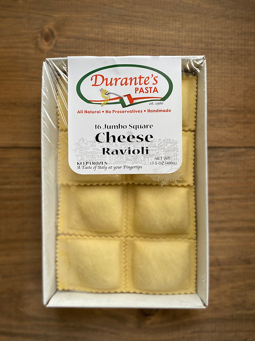 Frozen Cheese Ravioli