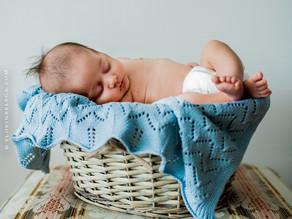 Matias Andrei - Newborn Photoshoot
