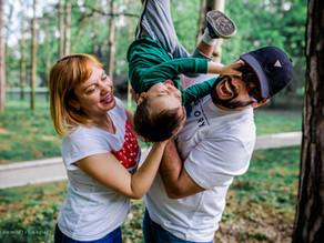 O intalnire spontana - Fotografii de Familie | Craiova