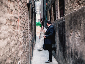 Este importanta sedinta Trash the dress de dupa nunta?