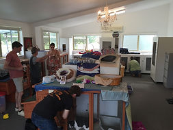 Interior shot of Miss U Motel for Moggies Cattery Canberra