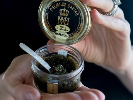 Types of Sturgeon Caviar