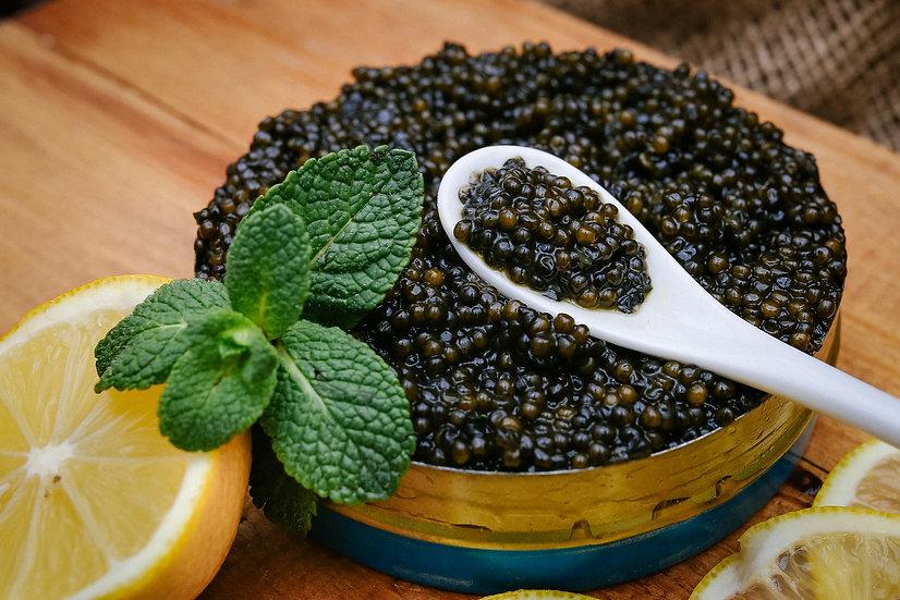 Grand Caviar Flight