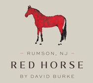Red Horse by David Burke
