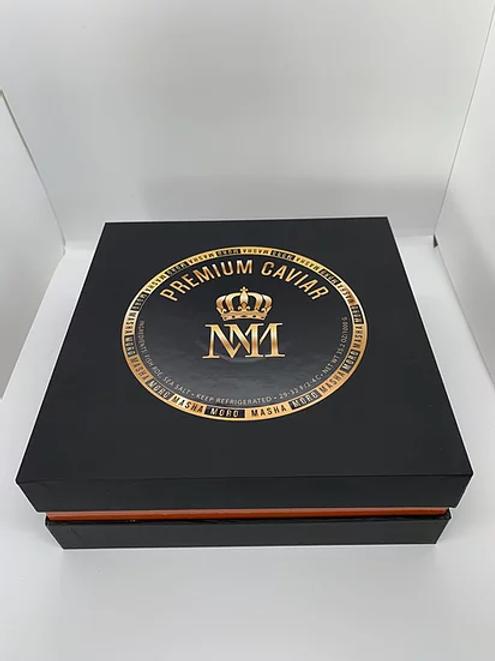 Empty Caviar Gift Box