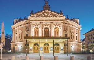 SNG opera in balet Ljubljana (Ljubljana Opera and Ballet)