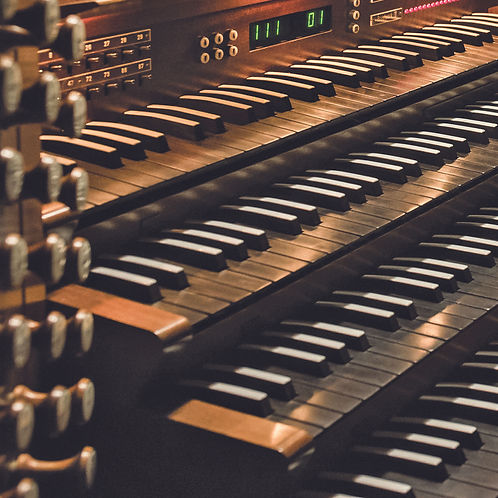 Slovakian Organ Music