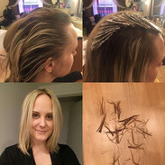 Haircut & highlights by Tanya ❤️❤️❤️❤️❤️