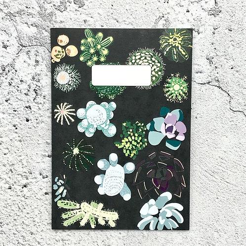 """Midnight Cactus"" notebook"