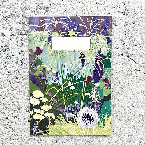 """Twilight Garden"" notebook"