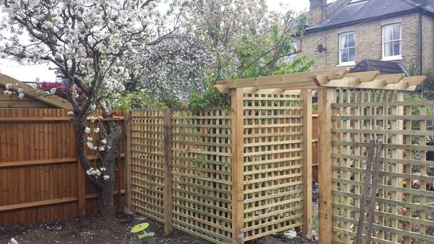 Trellis and Garden Structures