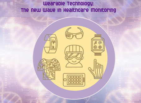 Wearable Technology: The New Wave in Healthcare Monitoring