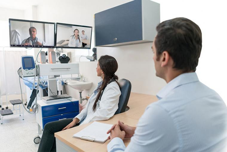 video conferencing for health education