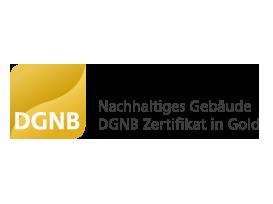DGNB Zertifizierung in Gold