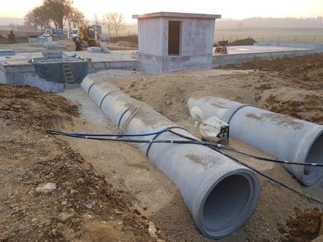 Wir stellen ein: Fachkraft für Rohrleitungs- und Tiefbau