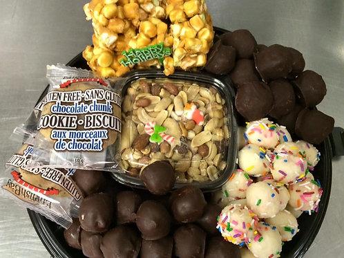 Gluten-Free Dessert Tray