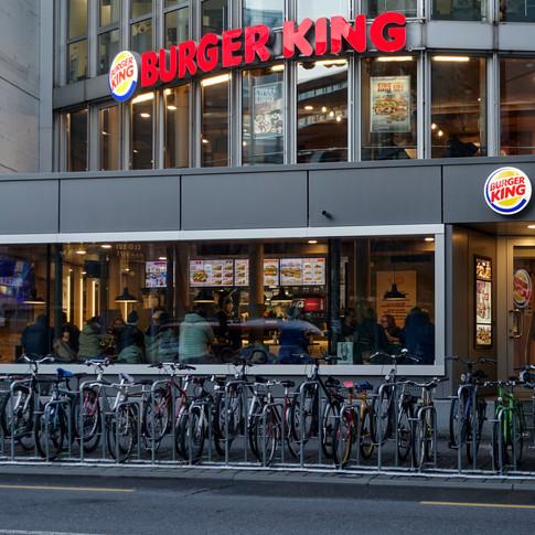 Burger King Bahnhof Luzern