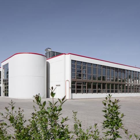 Gesamtsanierung KSM 1 Turnhalle Berikon