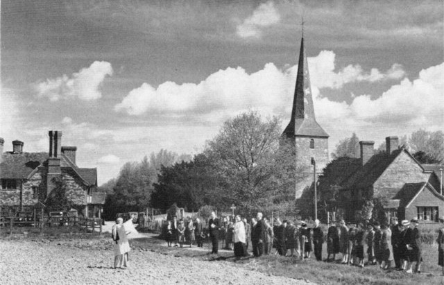 The Rogation Days, Part III
