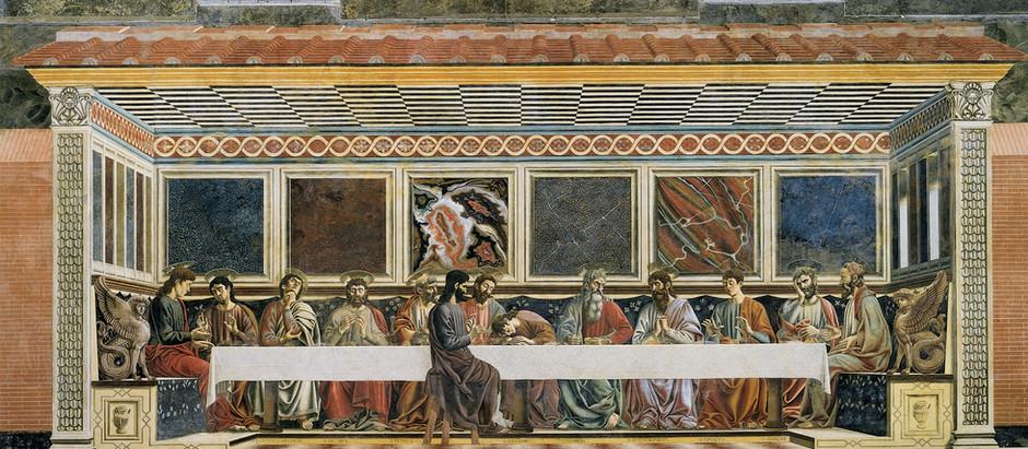 Jesus Christ, The Apostles, and Ordination