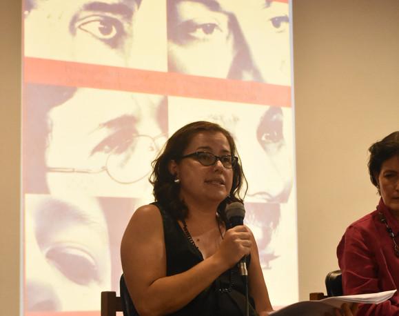 Natalia Quiceno Toro, investigadora del Iner