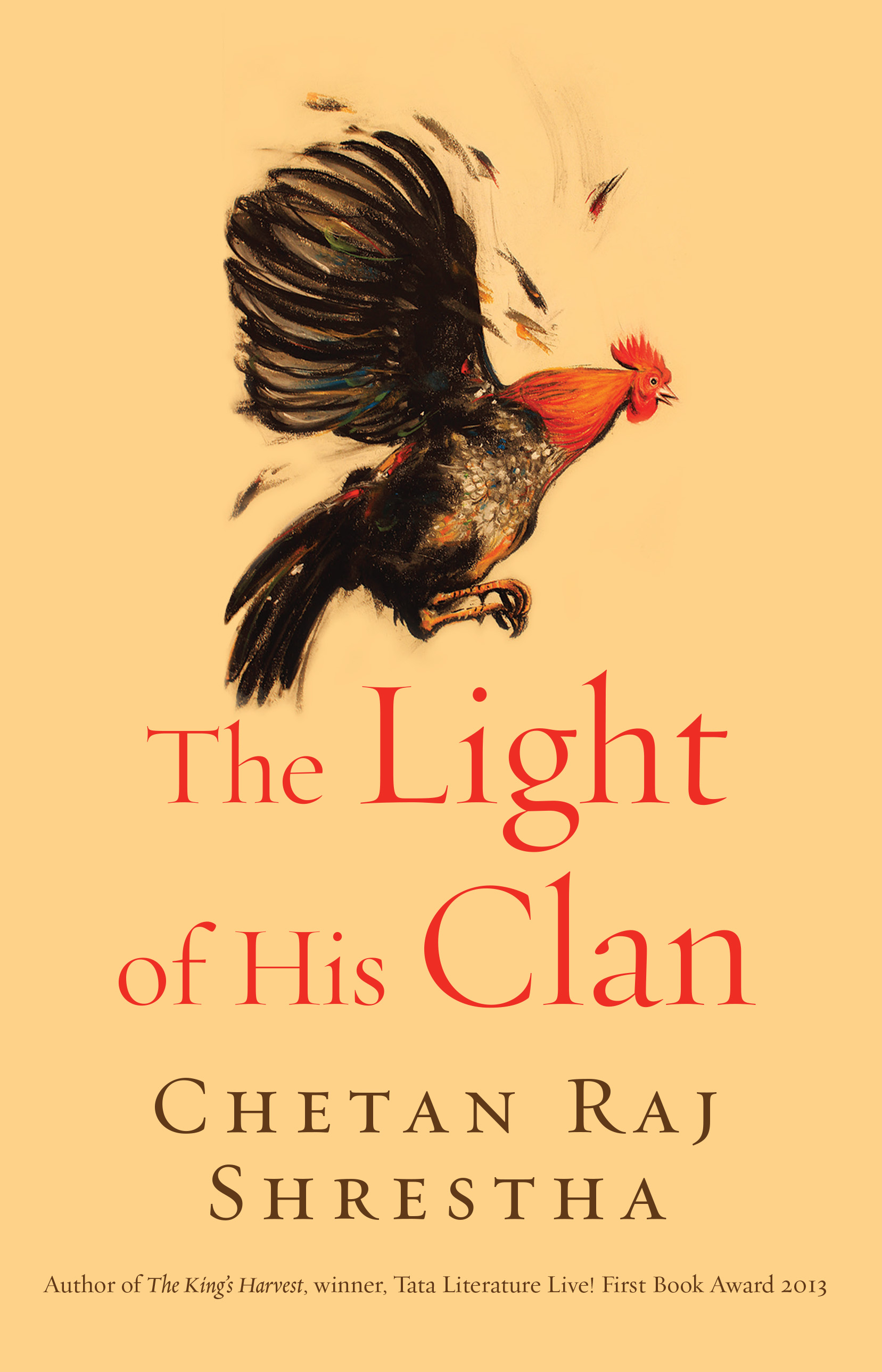 The Light of His Clan_Front