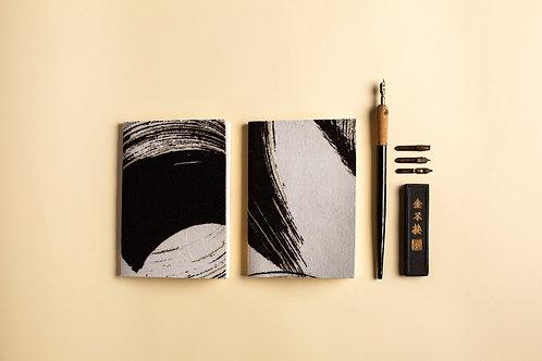pocket notebook (A6 size)