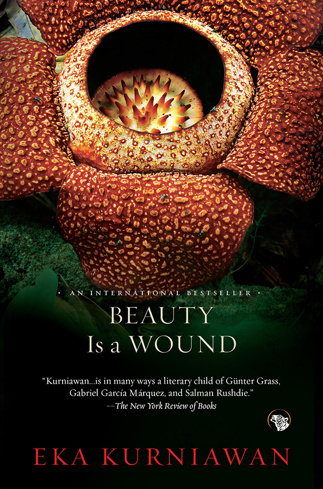 Beauty is a wound-cover