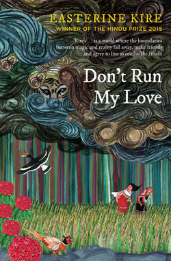 Don't Run, My Love_Front Cover