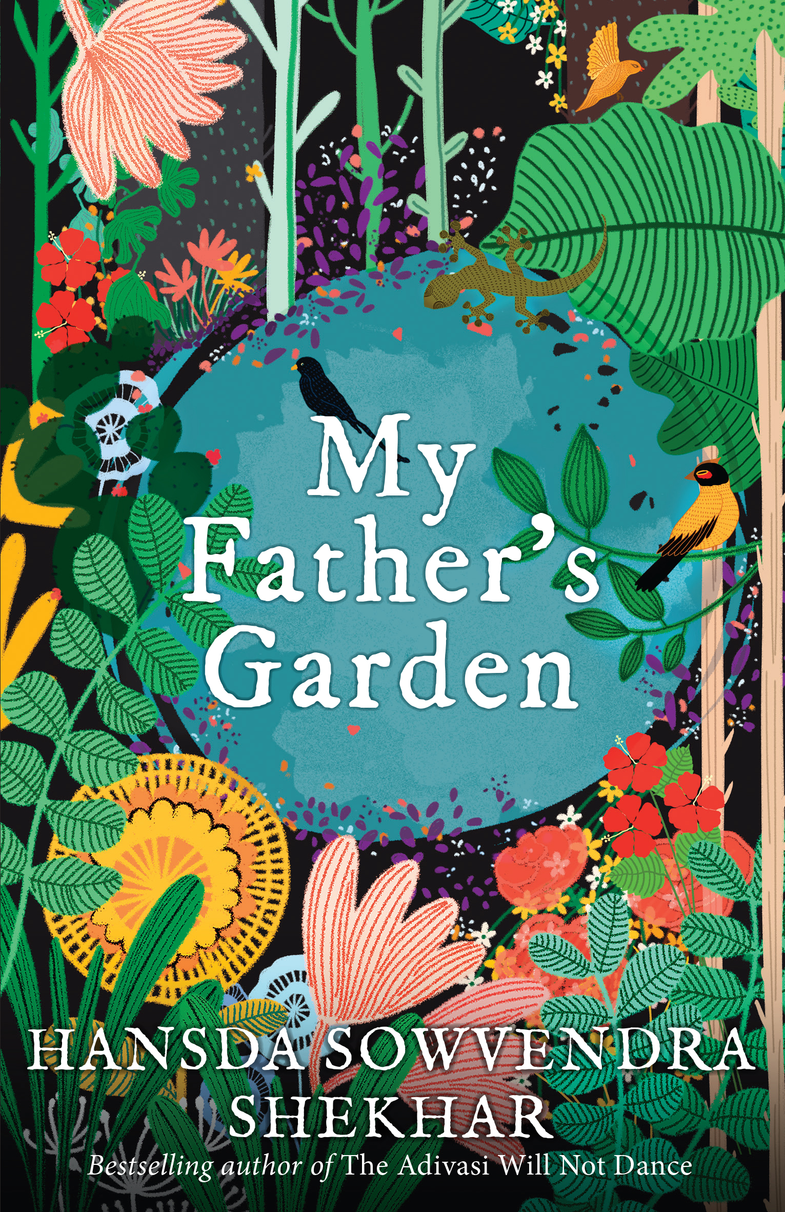 My Fathers Garden_Front Cover
