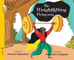 The Weightlifting Princess_Cover