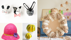 What to Make Out of Paper Mache: 10 Best Papier Mache Ideas for Kids