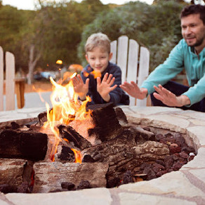 How to Build an Amazing Fire Pit - Easy DIY Fire Pit
