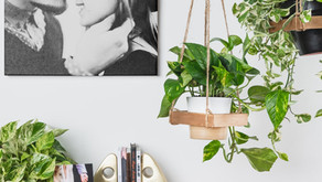 Easy DIY Hanging Planter You Can Make: Boho-Chic Indoor Planter Idea