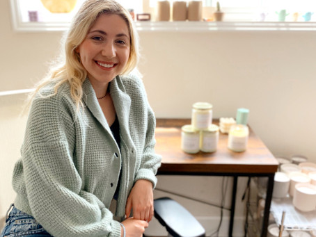 A Creative Doer: Breaking Down Barriers with Olivia Siegel
