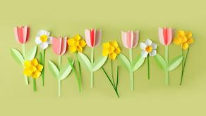 10 Easy Ways to Make Flowers: Preschool Flower Crafts Ideas