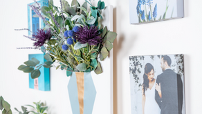 Easy DIY Canvas Art Idea: How to Make a Simple Canvas Art at Home