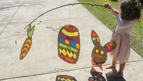 15 Colorful Easter Crafts Ideas Found On Instagram That Will Keep Kids Entertained This Spring