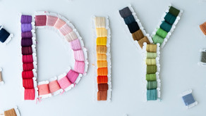 10 Simple and Fun Projects using Colorful Embroidery Threads