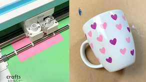 How to Apply Permanent Vinyl to a Mug