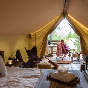 DIY Glamping Tips: How to Make Camping More Enjoyable