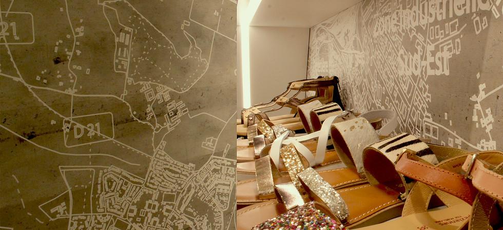 Revêtement mural 78 Sts - Atelier ArtCohia