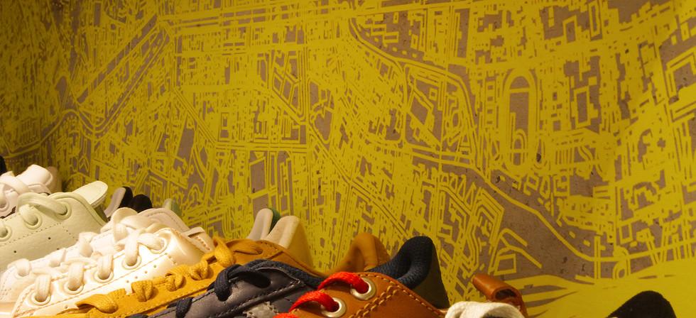 Revêtement mural 78 Sts- Atelier ArtCohia