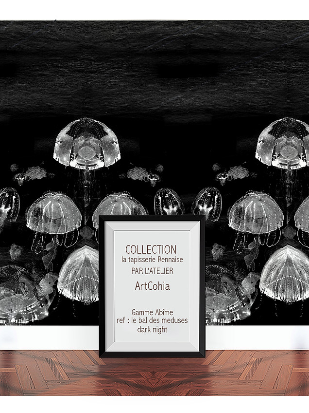 Abîme-bal des méduses-dark-night