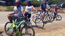 Family Bike Collective Leads Geared For Kids Bike Party Ride